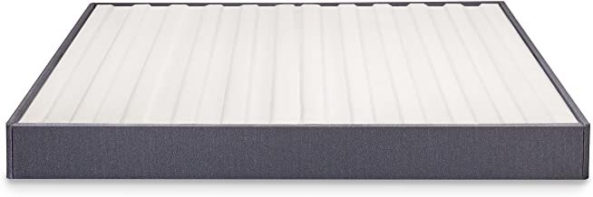 Zinus Daniel 7.5 Inch Essential Metal Box Spring with Easy Assembly , Queen