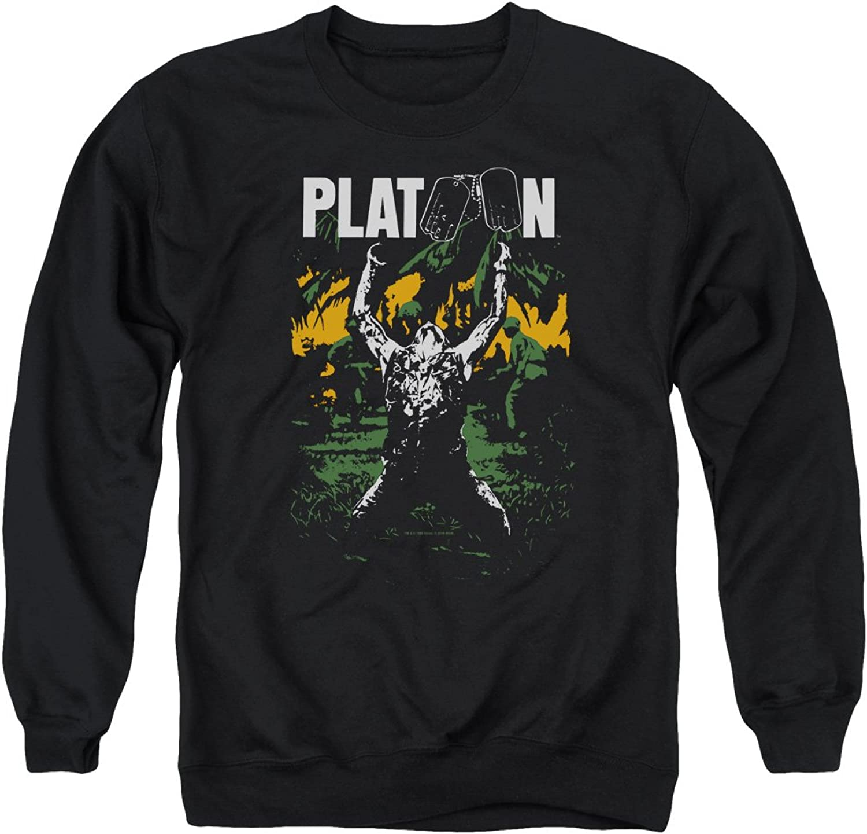 Platoon  Mens Graphic Sweater