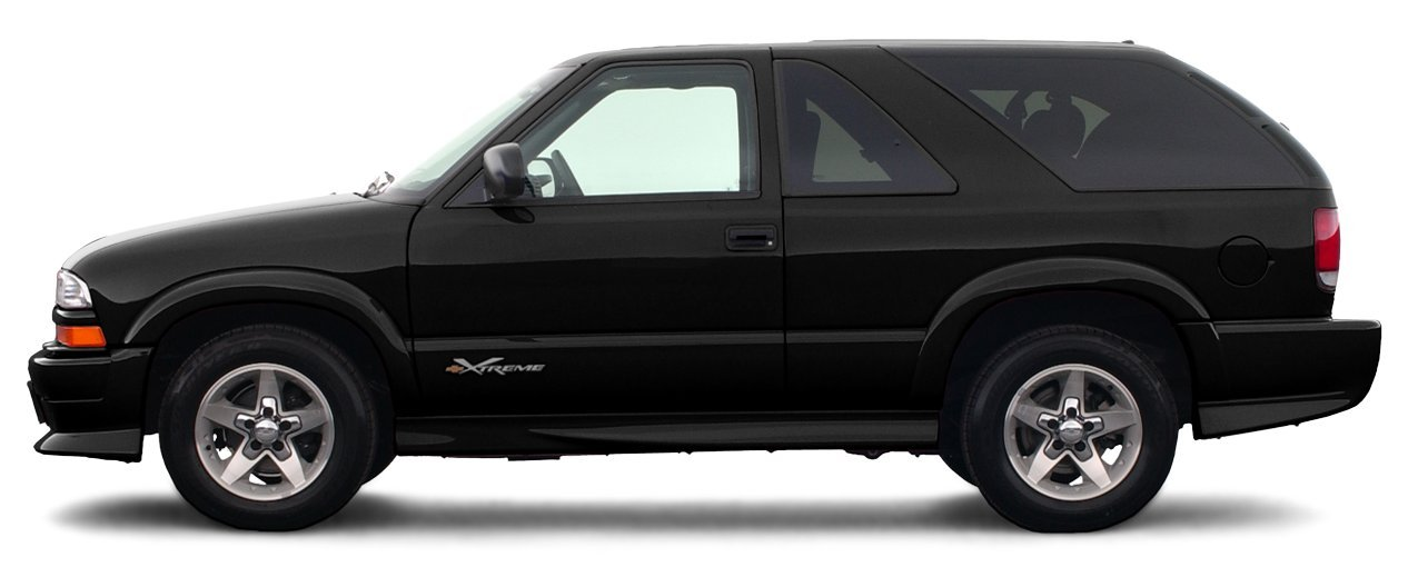 Amazon 2003 Chevrolet Blazer Reviews Images And Specs Vehicles