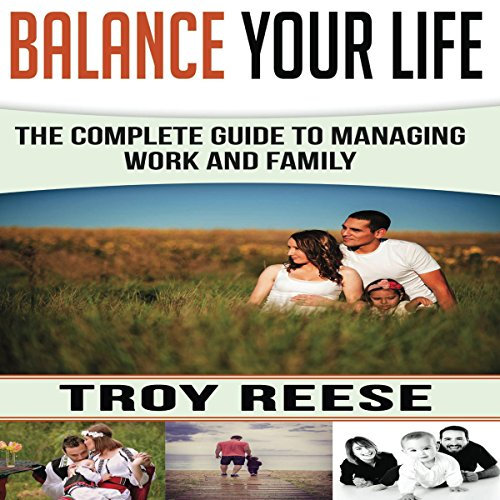 Balance Your Life audiobook cover art