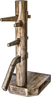 Wing Chun wooden dummy vintage patina