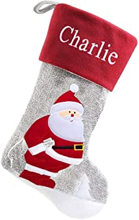 small christmas stockings personalized