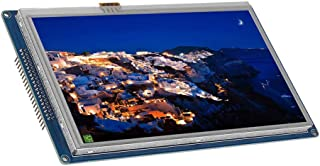 TFT LCD Module, 7inch TFT LCD Display Module 800x480 Touch Screen AVR STM32 ARM SSD1963, Display Screen Monitor
