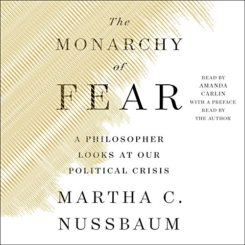 Page de couverture de The Monarchy of Fear