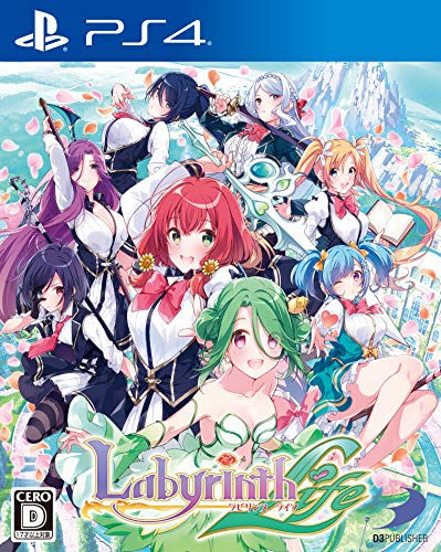 D3 PUBLISHER [PS4] Labyrinth Life