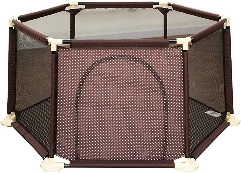 XSJ-Casette giocattolo Bambino Piccolo recinto scatola, Casa Guardrail Cancello del Parco Gio , Interno Playroom Sicurezza dei Bambini Domestico Penna Portatile