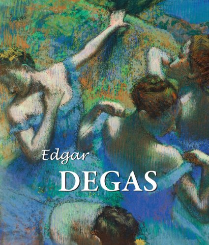 Edgar Degas (PARKSTONE) (French Edition)