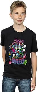DC Comics Niños Teen Titans Go Make It Rain Camiseta