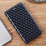 SENDIAYR Grille Texture téléphone CaseFlip Stand Cover Sacs   Étuis à Rabat, pour Xiaomi...