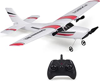 rc fixed wing airplane FX801 Airplane Cessna 182 2.4GHz 2CH RC Airplane Aircraft Outdoor Flight Toys for Kids Boys