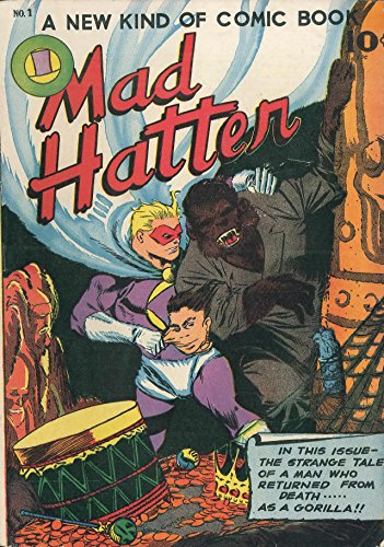 The Mad Hatter v1 #1 (English Edition)