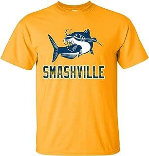 The Tune Guys Gold Nashville Forsberg Subban Smashville T-Shirt
