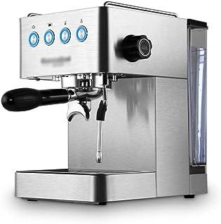 WGYDREAM Cafetera Cafetera Cafetera Espresso Cafetera de café Vapor Milk Bomba de Leche Tipo de presión de Acero Inoxidabl...
