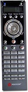 Shy-RC Ajuste de Control Remoto para códecs de la Serie HDX Polycom Fit para HDX6000 HDX7000 HDX8000 HDX9000 Video Confere...