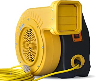 Best what size blower for bounce house Reviews