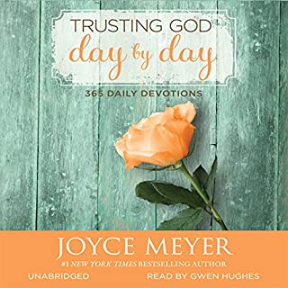 Trusting God Day by Day cover art