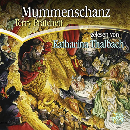 Mummenschanz audiobook cover art