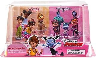 Disney Fancy Nancy & Vampirina Deluxe 9 Figure Play Set