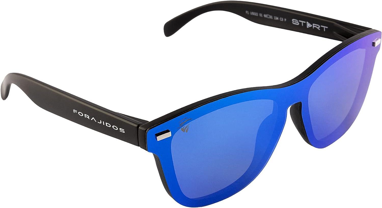 FORAJIDOS Gafas de Sol Polarizadas para Hombre y Mujer con Protección UV400