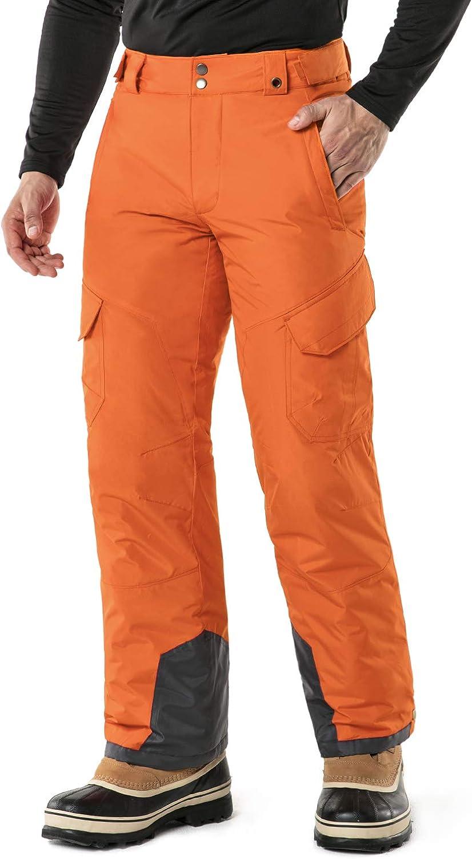 TSLA Men's Winter Fashionable Snow Pants Insulated Waterproof Ri Limited time cheap sale Ski