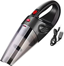 120W Portable Car Vacuum Cleaner,Cordless Handheld Vacuums, 5KPA Mini Vacuum Cordless with 3 Kit for Detailing and Cleanin...