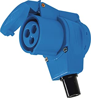 AS Schwabe 60474 - Adaptador coaxial (230 V/16 A)