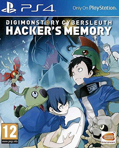 (PS4)Digimon Story Cyber Sleuth Hacker's Memory デジモンストーリー サイバースルゥース ハッカーズメモリー - EU版 [並行輸入品]