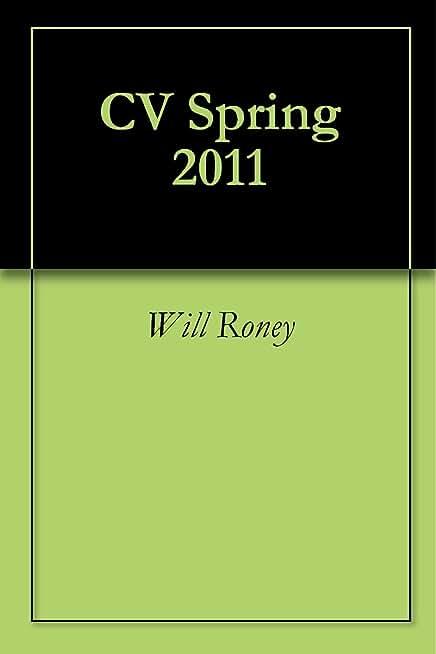 CV Spring 2011 (English Edition)