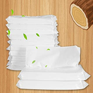 Facial Tissues, Car Tissue Refill, Disposable Face Towel, Paper Napkin Replacment, Travel Size Pack for Car or Purse, 12 P...