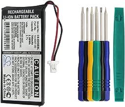 Cameron sino 700mAh Li-ion Battery 14-0007-00 Replacement For Palm Handspring Visor Edge Handheld PDA With Tools Kit