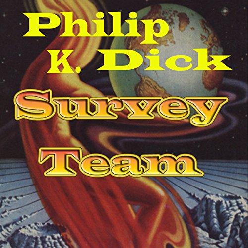 Survey Team audiobook cover art