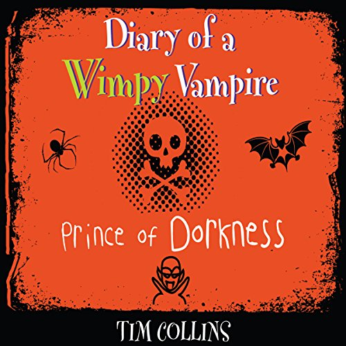 Diary of a Wimpy Vampire: Prince of Dorkness cover art