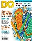 Color, Tangle, Craft, Doodle (#4) DO Magazine (Design Originals) Coloring Pages,...