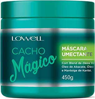 Mascara Umectante, Lowell, 450 g