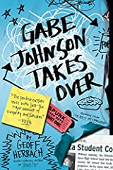 Gabe Johnson Takes Over Kindle Edition