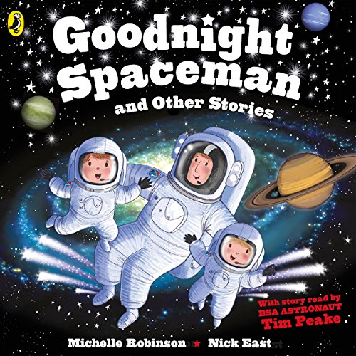 Goodnight Spaceman and Other Stories cover art