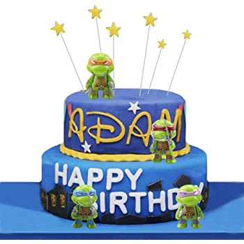 Awesome Amazon Com Teenage Mutant Ninja Turtles Turtles To Action Funny Birthday Cards Online Ioscodamsfinfo