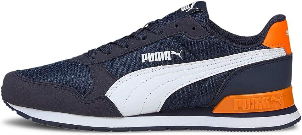 PUMA Unisex-Child St Runner 2 Sneaker