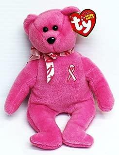 TY Beanie Baby Hope Breast Cancer Awareness Bear