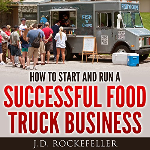 How to Start a Successful Food Truck Business audiobook cover art