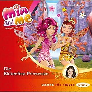Die Blütenfest-Prinzessin Titelbild