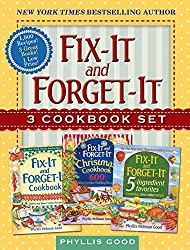 professional Fix-It and Forget-It Box Set: 3 Classic Multi-Cooker Dishes in 1 Deluxe Gift Set
