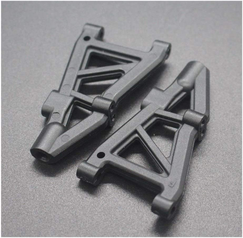 Easy-to-use ZHOUPENGF 2PCS Front Lower Suspension Max 89% OFF Arm 2P 4WD Nit 1 RC 10 for