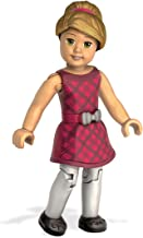 Mega Construx American Girl Sports Themed Mckenna Mini Figure Building Set, Red