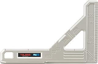タジマ(Tajima) 丸鋸ガイド マイクロ90 マグネシウム 長さ125mm MRG-MC90M