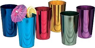 metal cups vintage