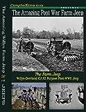 The Farm Jeep DVD CJ CJ2 CJ2A Post WW2 Very Rare old Films not MB GPW or G503...