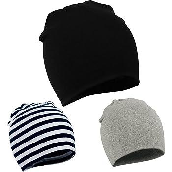 Zando Baby Beanie Hat Newborn Hats Toddler Infant Soft Cute Knit Cap Nursery Winter Beanie for Baby Girl Boy
