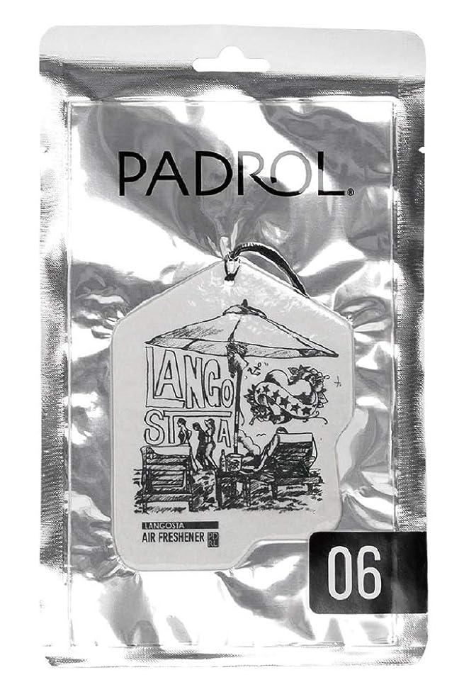 告白するペチコート高潔なノルコーポレーション ルームフレグランス エアーフレッシュナー パドロール 吊り下げ LANGOSTA PAD-5-06 ぶどうの香り 1枚