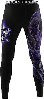 Raven Fightwear Men's Void Element BJJ MMA Spats